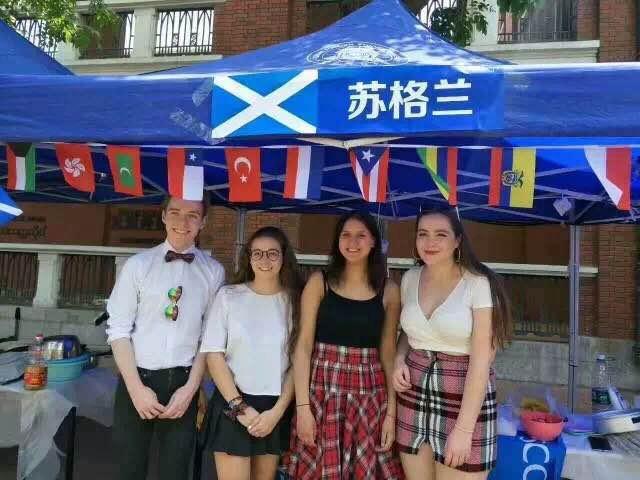 Scott international fair